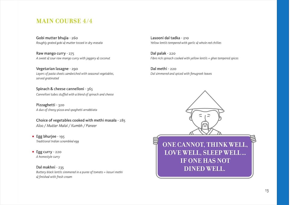 Mishmash menu 3