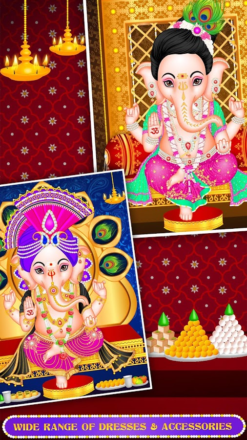 Lord Ganesha Virtual Temple- screenshot