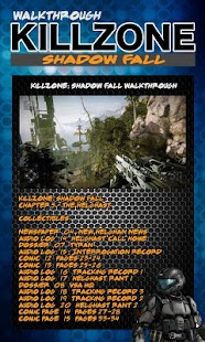 killzone shadow fall walkthrough