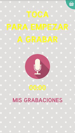 Cambiador de Voz screenshot 1