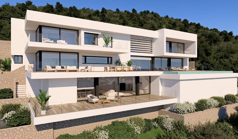 Maison avec piscine Benitachell