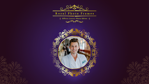 Royal Photo Frames And Effects Luxury Photo Editor screenshot 3