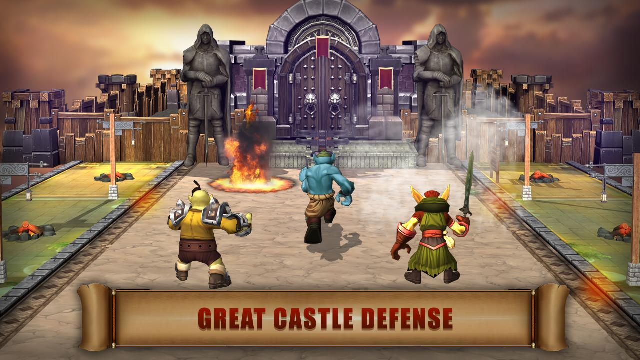 Castle Tower Defense