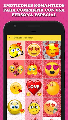 Emoticones para WhatsApp 1.1 screenshots 4