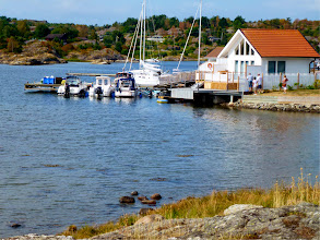 Photo: 25 Nösund - Lysekil