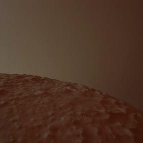 Mars texture by Luiz Michelini - Abstract Fine Art