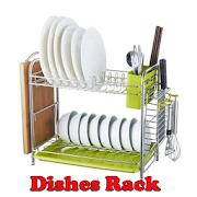 Dishes Rack Design