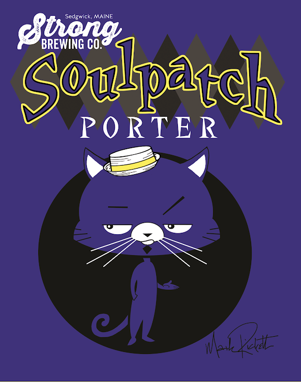 Logo of Strong Soulpatch Porter