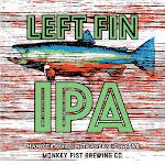 Monkey Fist Brewing Co. Left Fin IPA