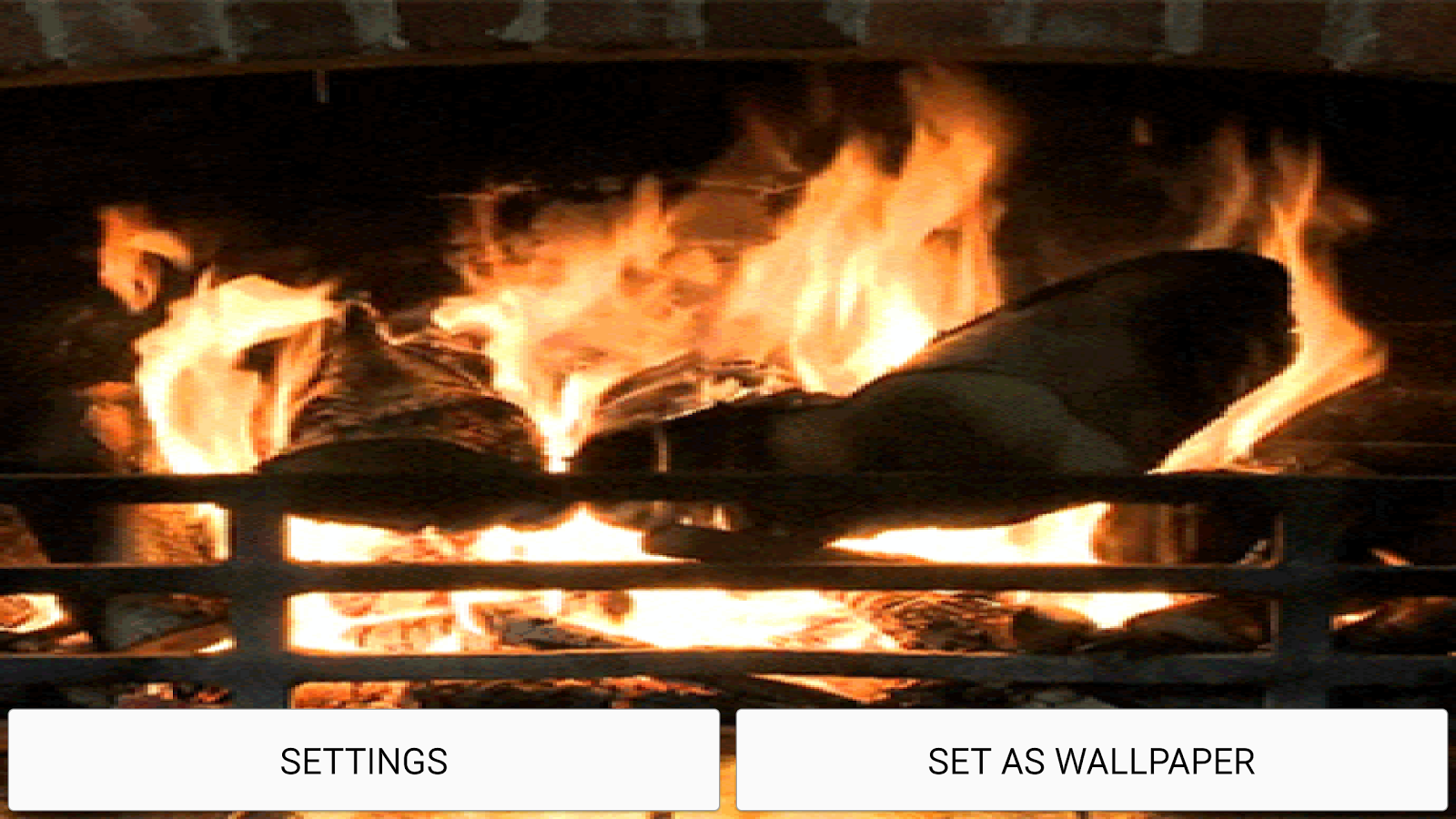 fireplace sound live wallpaper android apps on google play
