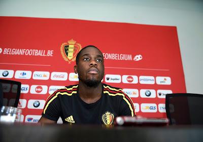 """Orel Mangala se présente au public belge : """"Pas de regrets par rapport à Anderlecht"""""""