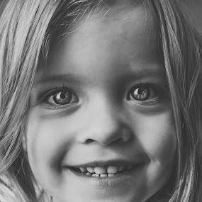 So many beautiful reasons to be happy :) by Mary Ozh  - Babies & Children Child Portraits ( #child #smile  #niece )