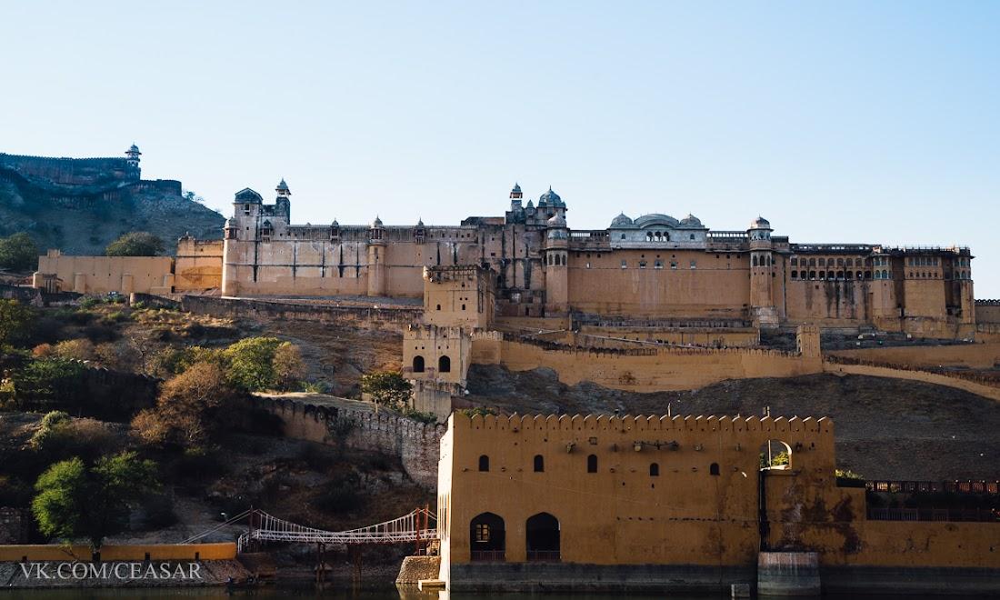 Амер форт, Джайпур