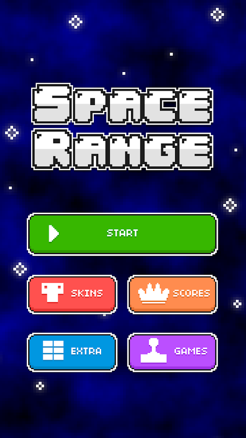 Space Range- screenshot