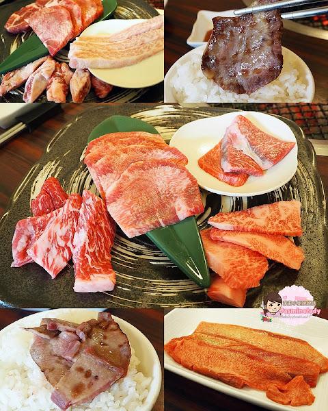 貴一郎 S.R.T 燒肉│個人燒肉定食也有超好吃、多汁厚切牛舌!(附菜單價格)
