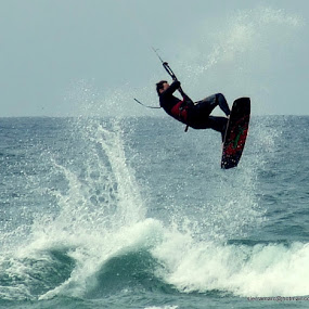 up and away by Marc Lawrence - Sports & Fitness Watersports (  )