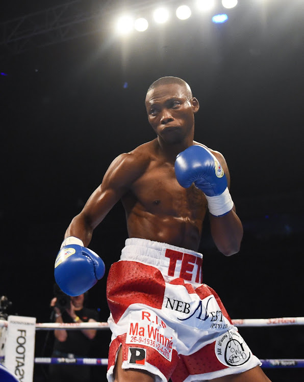 Zolani Tete is eager to fight Buthelezi