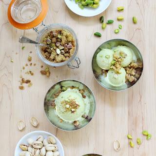 Pistachio Gelato (Made with Homemade Pistachio Paste) Recipe