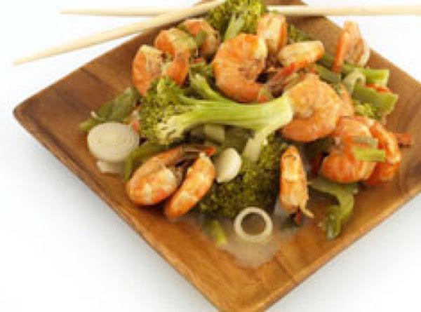 Shrimp And Broccoli Stir-fry Recipe