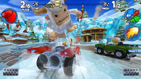 Beach Buggy Racing 2 MOD Apk (Free Shopping) 3