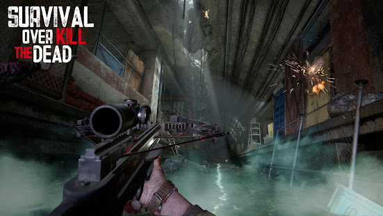 Overkill the Dead Survival v1.1 APK Full