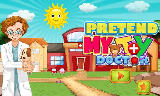 Pretend My Toys Doctor: Little Hospital Surprise 1.0 6