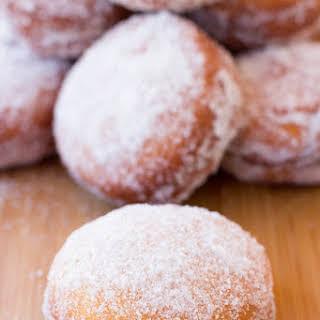 Jam Doughnuts.