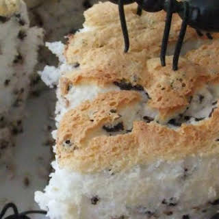 One Thousand Ants - Angel Food Cake.