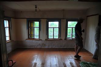 Photo: La chambre de la maison C.OR.E.