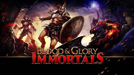 BLOOD & GLORY: IMMORTALS v2.0.0