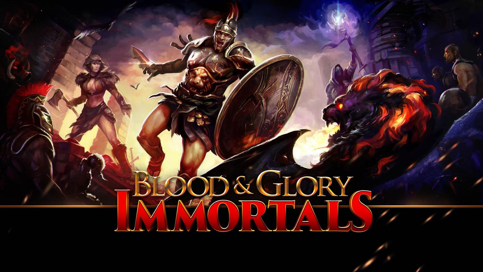BLOOD & GLORY: IMMORTALS screenshot #13