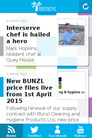 Interserve Support Services
