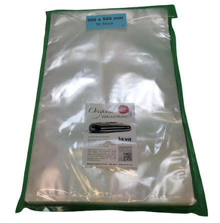 Påsar till vakuumförpackare La-Va 30 x 50 cm 50-pack