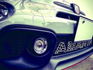 アバルト・595 (ハッチバック)のカスタム事例画像 THUG LIFEさんの2021年01月07日12:21の投稿