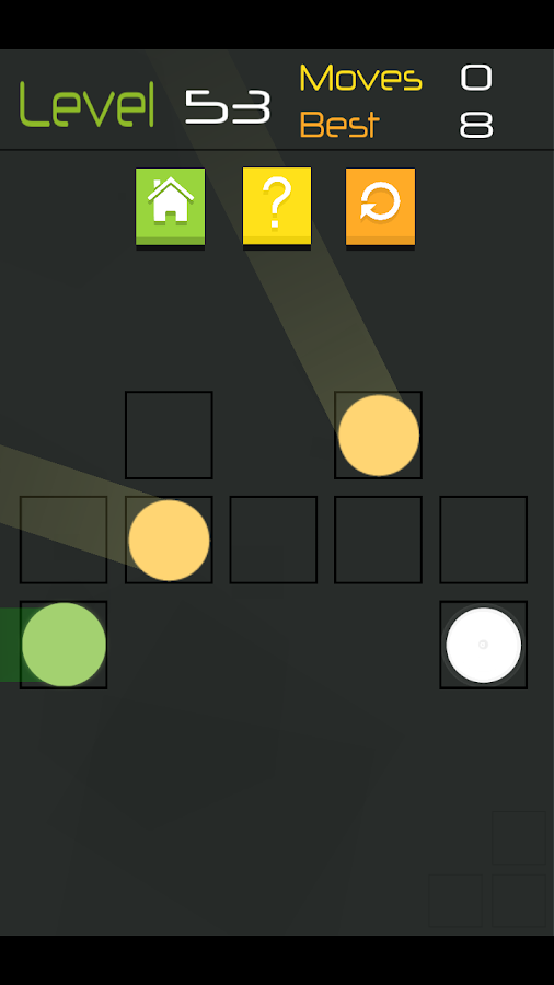 Impulse : Circle Puzzle- screenshot