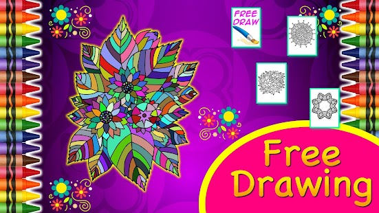 Game Coloring Mandalas Of Flowers Apk For Windows Phone