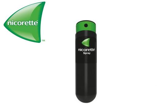 Bild für Cashback-Angebot: nicorette Spray bei DocMorris