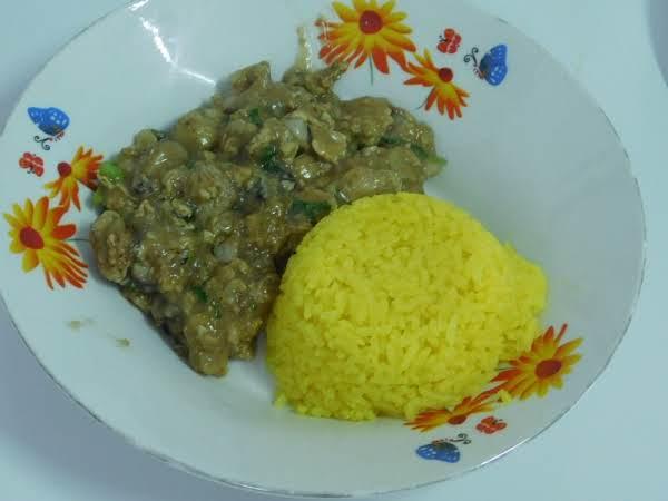 Garlic Butter Rice (rice Cooker) Recipe