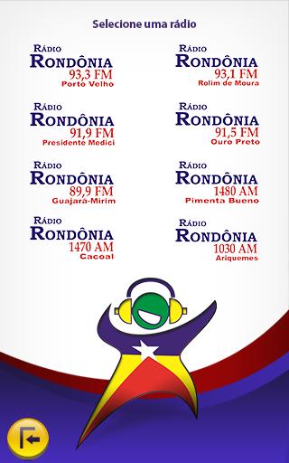 Radio Rondu00f4nia  screenshots 10