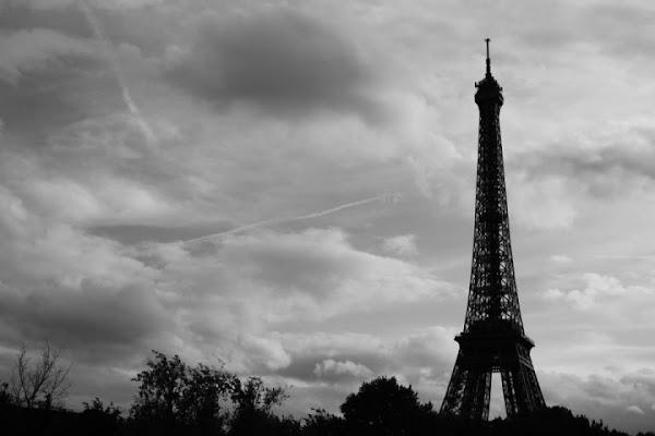 Sotto il cielo di Parigi di Dust