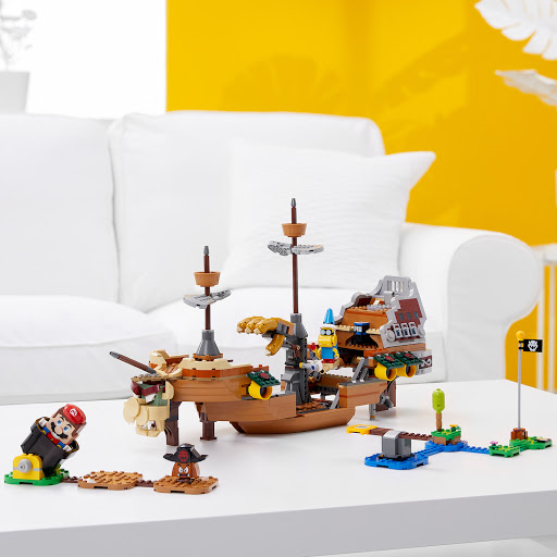 It's Luigi Time! LEGO Just Dropped Brand New Sets Made for 2-Player Fun