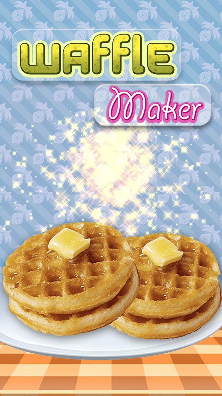 Скриншот Waffle Brunch Breakfast Maker