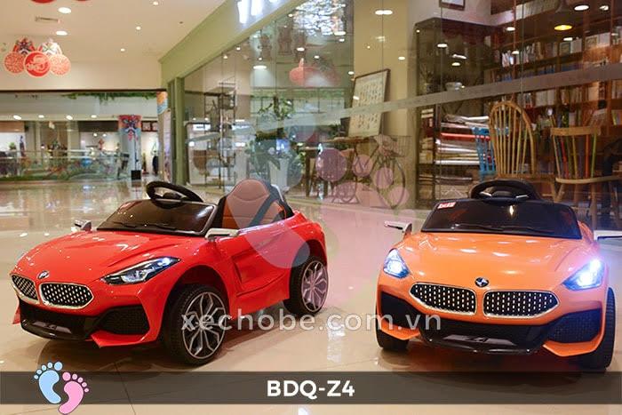 Xe ô tô điện cho bé BDQ-Z4 5