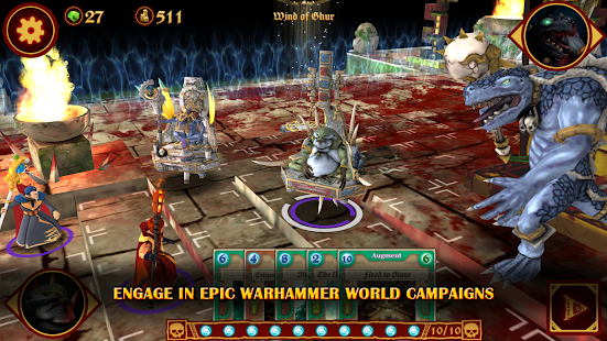 Warhammer: Arcane Magic- screenshot thumbnail