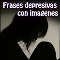 Frases depresivas con imagenes icon