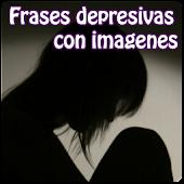 Frases depresivas con imagenes