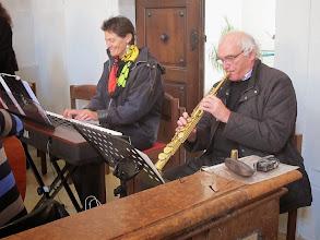 Photo: Die restlichen 2/5. Was man zum Saxophonspielen so alles braucht...