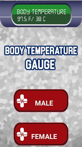 玩免費健康APP|下載Body Temperature Guage Prank app不用錢|硬是要APP