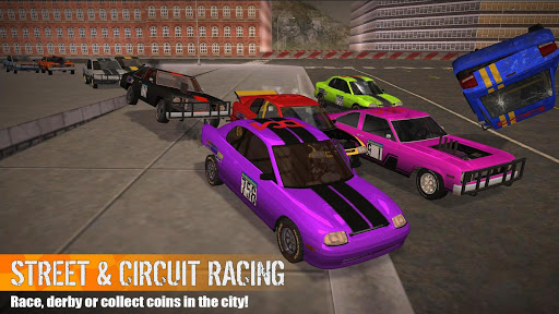 Demolition Derby 3(Mod Money)