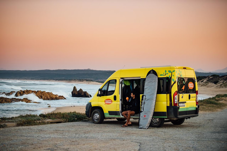 Campervanning is likely to see a boost as curious locals stay close to home.